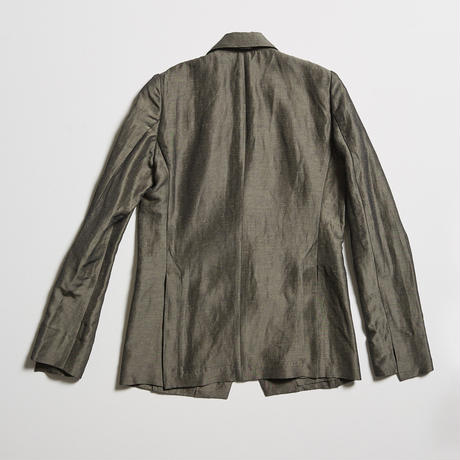 DK19-07-J01/BONOTTO Linen AC Cloth Jacket/2COLORS