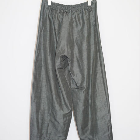 DK19-11-P05/Ra/Ny Washed Twill Pants/2COLORS/Limited Edition