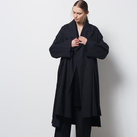 DK18-06-C02/Ny/C Chambray Coat/1 COLOR
