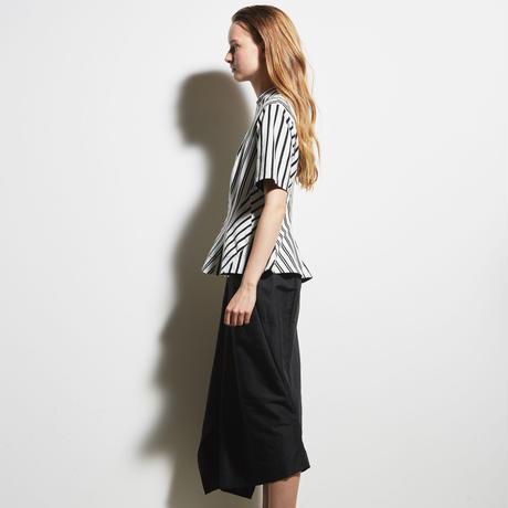 DK19-CS03-T05/Cotton Stripe Jersey T-shirts/1COLOR