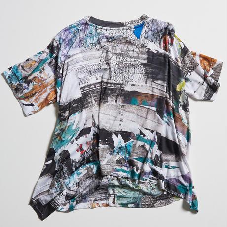"DK19-CS01-T03/""Cycles & Seasons""60C Modal Smooth T-shirts/1COLOR"