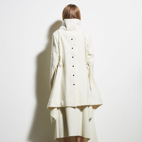 <Limited Edition> DK18-08-C08/W/Ny/C Double Face Coat/2 COLOR