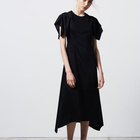 DK15-03-D05/TAC Stretch Cloth Dress