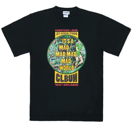 MADWORLD Tee shirts /BLK