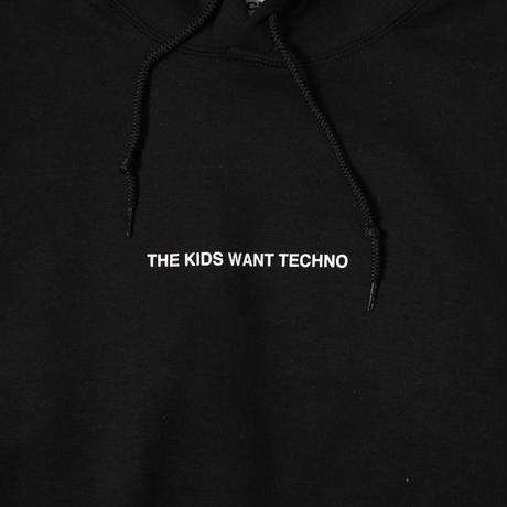 THE KIDS WANT TECHNO HOODIE