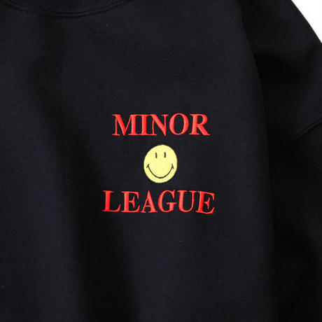 MINOR LEAGUE CREW SWEAT