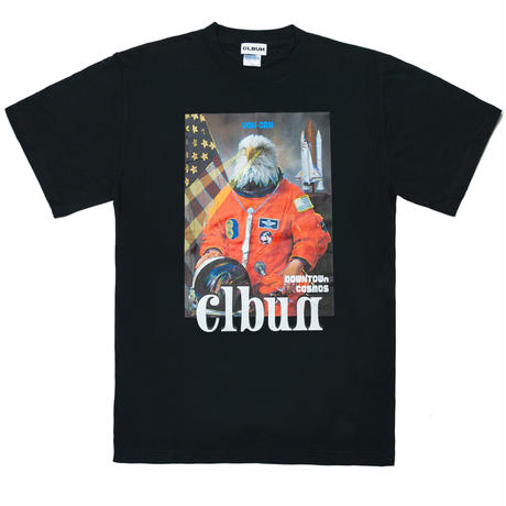 EAGLENAUTS Tee shirts /BLK