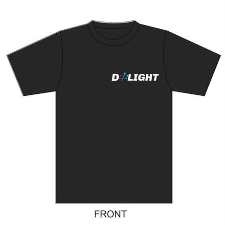 """D≠LIGHT 1st oneman LIVE """"BOOST"""" オリジナルTシャツ"""
