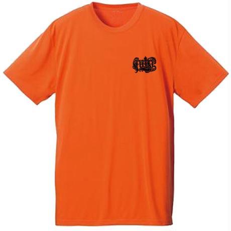 "BLAHRMY ""10 ROUND"" TEE -Orange-"