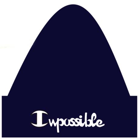 "MILES WORD × NAGMATIC ""IMPOSSHIBLE"" KNITCAP"