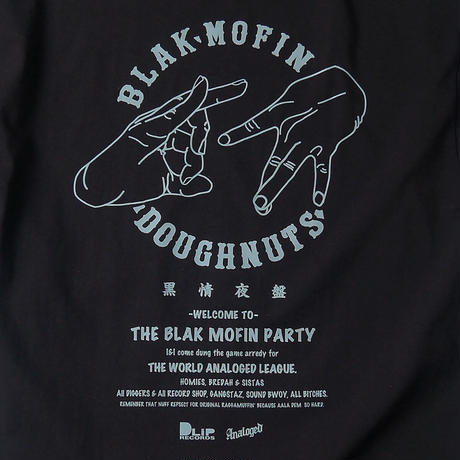 【受注生産】BLACKMUFFIN DOUGHNUTS SET