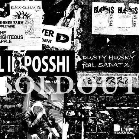 DUSTY HUSKY feat. SADAT X / BLAKKis