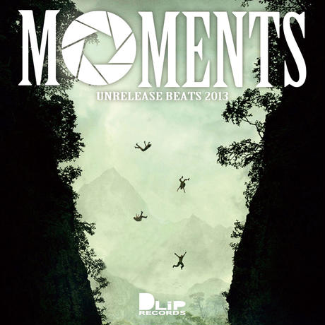 【現品のみ】MOMENTS 2013 + BEAT JUNGLE LONG TEE -BLAQ-