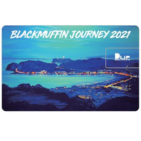 """BLACKMUFFIN JOURNEY 2021"" Mixed by DJ URUMA [USB]"