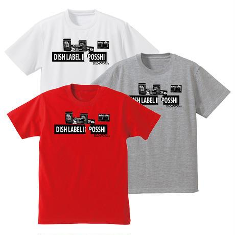 """【受注終了】DUSTY HUSKY """"BLAKKis"""" ORIGINAL TEE"""