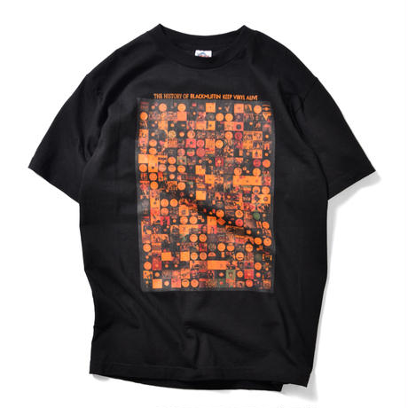 "DJ URUMA ""THE HISTORY OF  BLACKMUFFIN""  TEE"