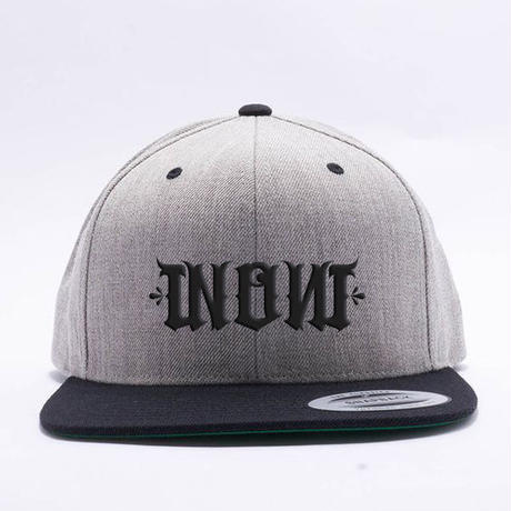 "MILES WORD × OLIVE OIL / ""WORD OF WORDS"" SNAP BACK"