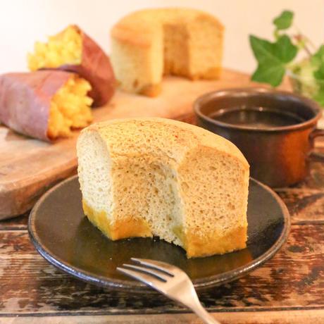 焼き芋丸ごとシフォン