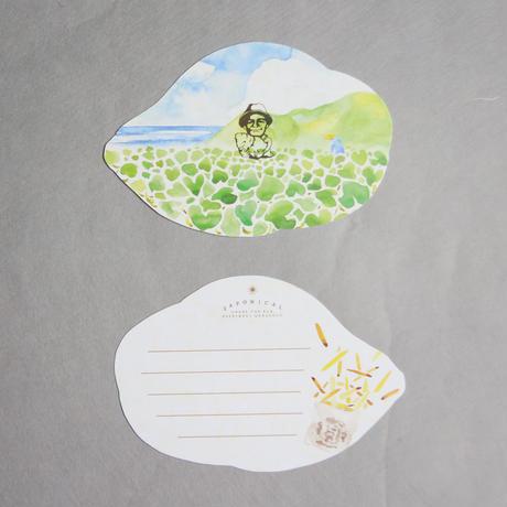 【夏季限定】メッセージカード