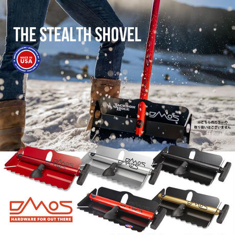 THE STEALTH SHOVEL  (5colors) / (DMOS19001)