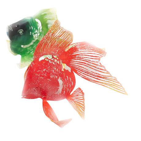 doArt.ファイバークラフト立体切り絵制作キット「金魚」2101710018007