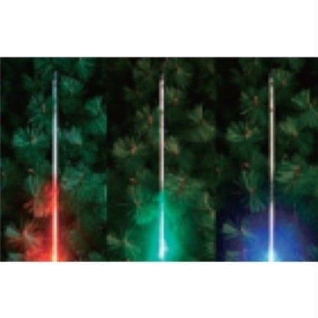 LED イルミネーション 流れ 点滅 カラー ディスプレイ 飾り 照明 ライティング クリスマス ドロップライト 3色 庭 ガーデン 家 CR-42