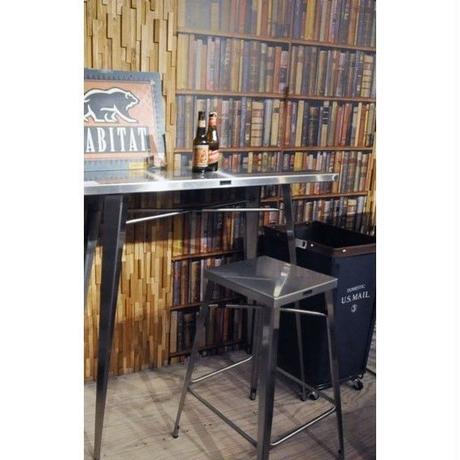 カウンター テーブル【Azumaya 東谷】ステンレス インテリア 家具 バー カフェ ディスプレイ ショップ インダストリアル風 AZ2-166 ( STN-336 )