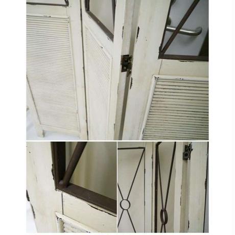 仕切り【Azumaya 東谷】ブロッサム パーテーション 衝立 目隠し スクリーン 3連 カフェ ディスプレイ オフィス  サロン AZ24-173