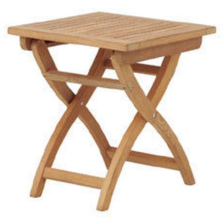Teak Style コスタ サイドテーブル 天然木ガーデンファニチャー