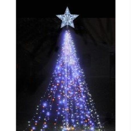 LED イルミネーション ディスプレイ 飾り 照明 ライティング クリスマス  トップスタービーズ【 L2DM206 】CR-74