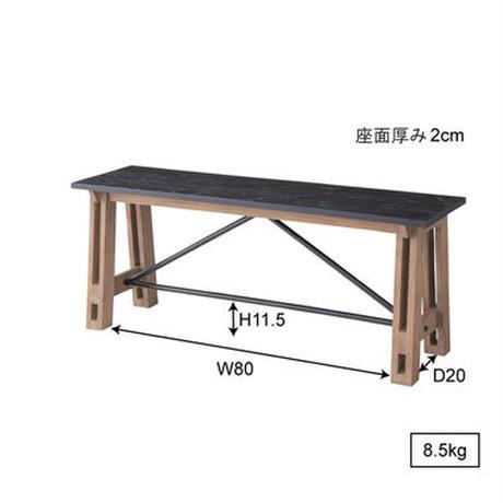 椅子 ベンチ【Azumaya 東谷】Isaac アイザック チェア 天然木 インテリア カグ テラス アトリエ 教室 木製 AZ ( NW-854B )