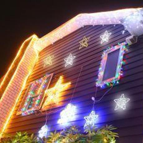 LED イルミネーション ディスプレイ 飾り 照明 ライティング 謹賀新年 【 L2DM147 】 CR-77