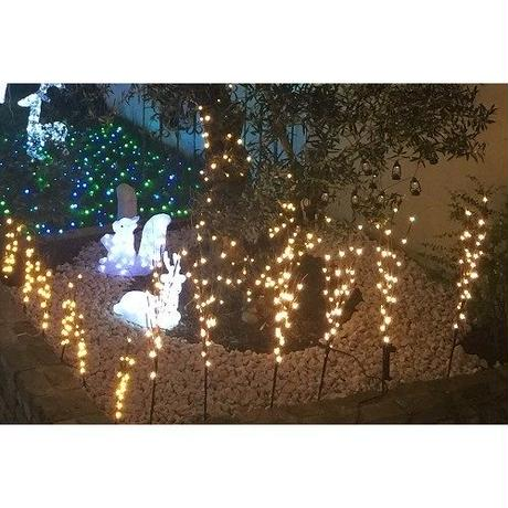 イルミネーション ディスプレイ 飾り 照明 ライティング クリスマス  LED 枝ライトセット【 LDCM067 】CR-80