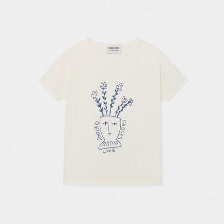 BOBO CHOSES ボボショーズ Flowers T-Shirtトップス