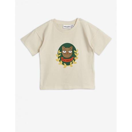 mini rodini CAT BADGE T-SHIRT Tシャツ  定価$49
