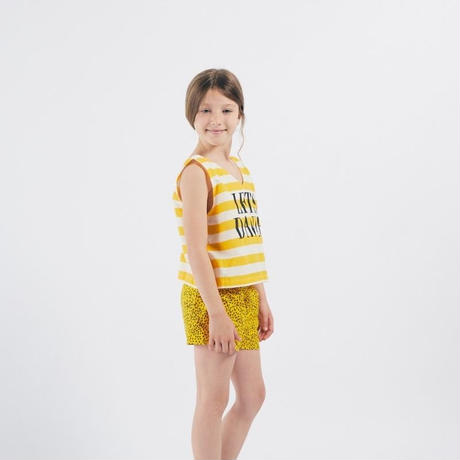 BOBO CHOSES ボボショーズ Let's Dance Top シャツ