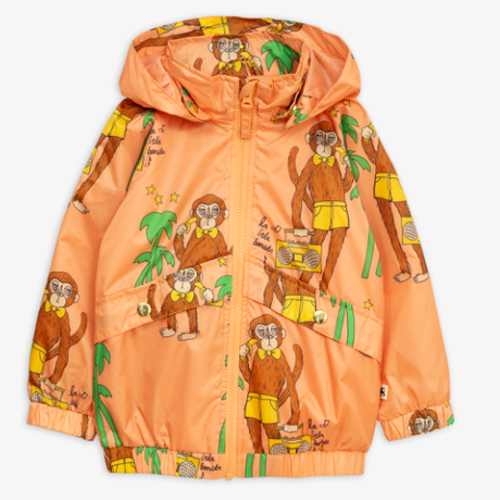 mini rodini ミニロディーニ COOL MONKEY LIGHTWEIGHT JACKET ジャケット 定価$119