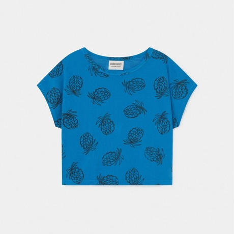 BOBO CHOSES ボボショーズ All Over Pineapple Short Sleeve T-Shirtシャツ