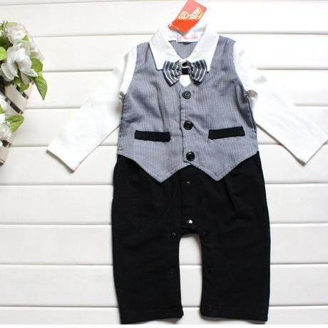 子供用 長袖フォーマル服 スーツ   baby-26