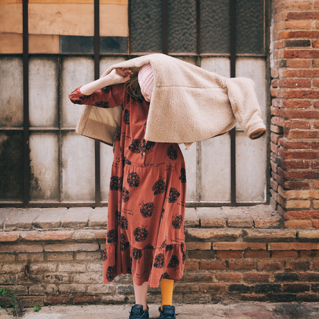 BOBO CHOSES  Clearly Confused long dress  ワンピース
