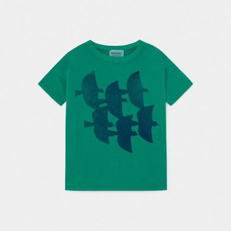 BOBO CHOSES ボボショーズ Flying Birds T-Shirtトップス