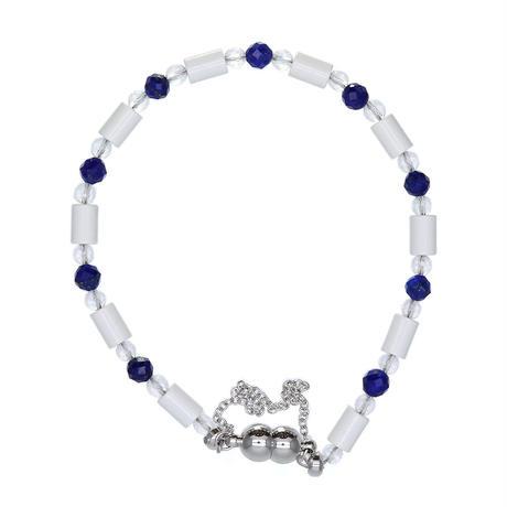 ブランブレスレット - Blanc Bracelets -<ラピスラズリ>タイプ【送料無料】