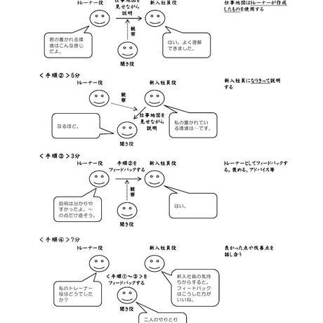 【講師マニュアル】OJT-TRAINER