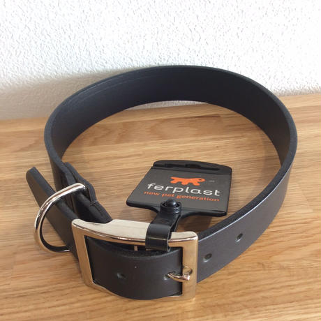 ferplast   犬用首輪 Lサイズ C30/55ブラック