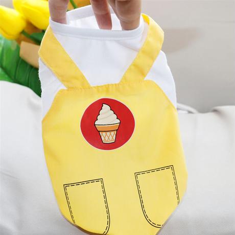 店員さんエプロンコスチューム~アイスクリームショップ~