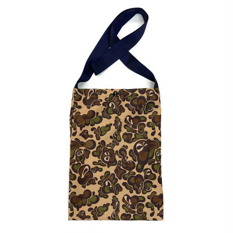 "|KABEKUI|""SANPO BAG""|Hunter Camouflage|"