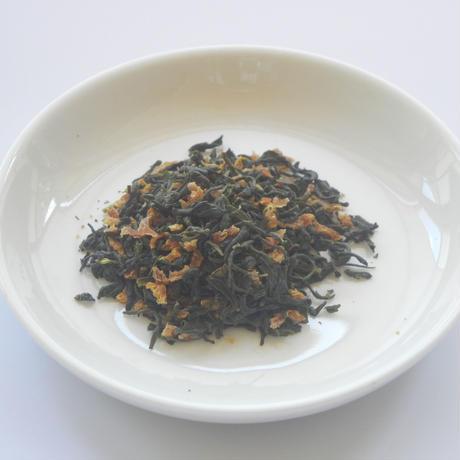 玉緑茶×柚子果皮×じゃばら果皮  小袋