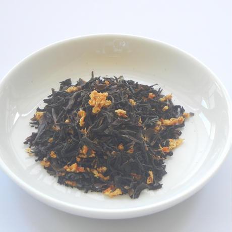 和紅茶×みかん果皮   平袋Tea Bag