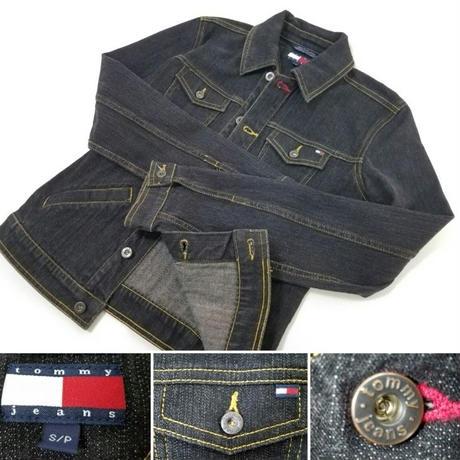 tommy jeans 新品 デニムジャケット ジージャン