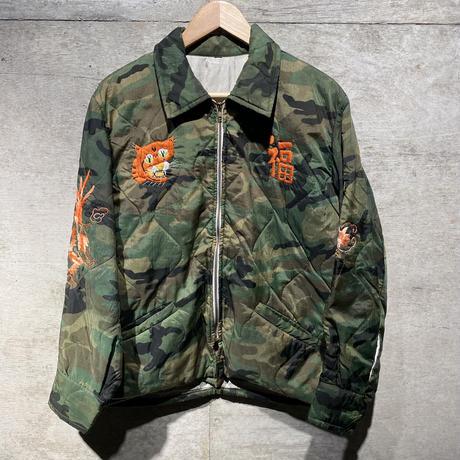古着 ベトナムジャケット ベトジャン キルティング